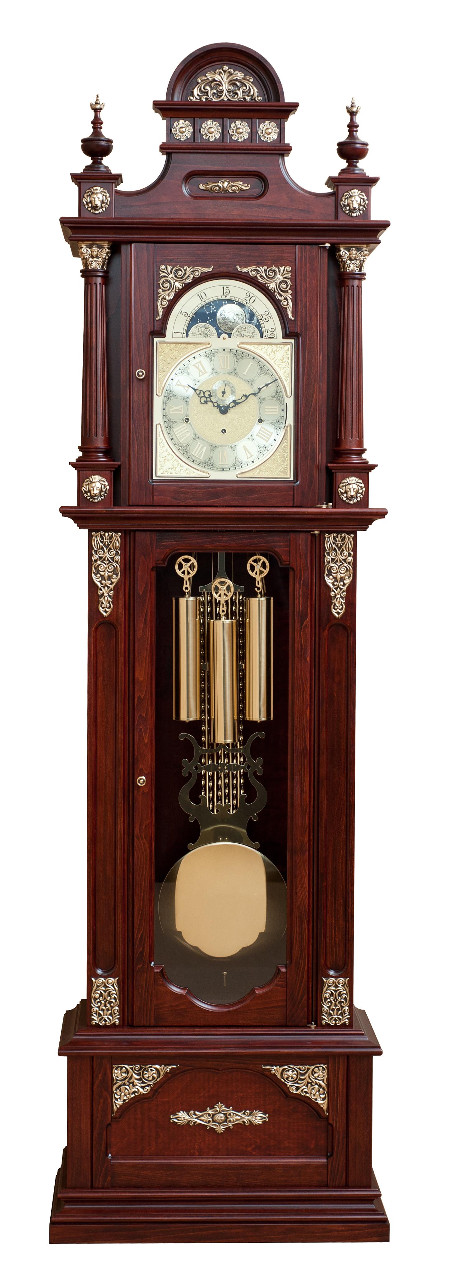 «русское время» предлагает самые привлекательные в спб цены на напольные часы, а также бесплатную доставку и установку выбранных изделий.